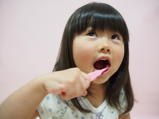 子供が歯磨きをしてくれるためのポイント!